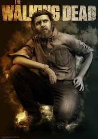 Cosplay-Cover: Rick Grimes