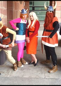 Cosplay-Cover: Wickie