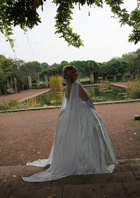 Cosplay-Cover: Tiana (Ball Kleid)