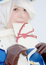 Cosplay-Cover: Lag Seeing • Letter Bee Uniform