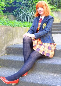 Cosplay-Cover: Nanami Haruka [七海 春歌] Schuluniform