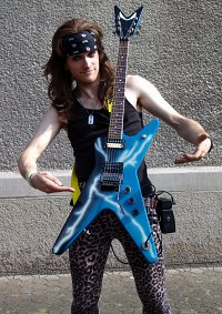Cosplay-Cover: Satchel (Steel Panther)