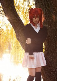 Cosplay-Cover: Kasane Teto [Rolling Girl]