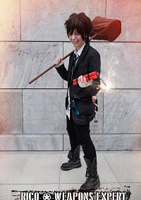 Cosplay-Cover: Rico (Humanised [TV-Serie])