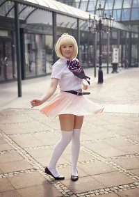 Cosplay-Cover: Shiemi Moriyama (School Uniform)