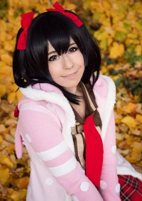 Cosplay-Cover: Nico ~  White Christmas (unidolized)
