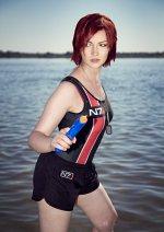 Cosplay-Cover: Commander Shepard [Vacation-Fun.]
