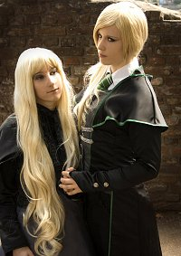 Cosplay-Cover: Lucius Malfoy (Marauders' Time)