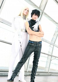Cosplay-Cover: Riki - Ai no Kusabi 2012