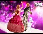 Cosplay-Cover: Ken (Barbie - Modezauber in Paris)
