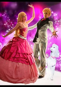 Cosplay-Cover: Barbie (Barbie - A Fashion Fairytale)