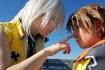 Cosplay-Cover: Riku / Master Drive Form