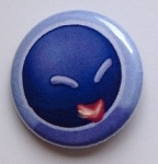 Animexx Button: Smiley-Edition - Zungenblecker