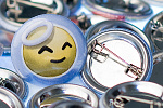 Animexx Button: Smiley-Edition - Engelchen
